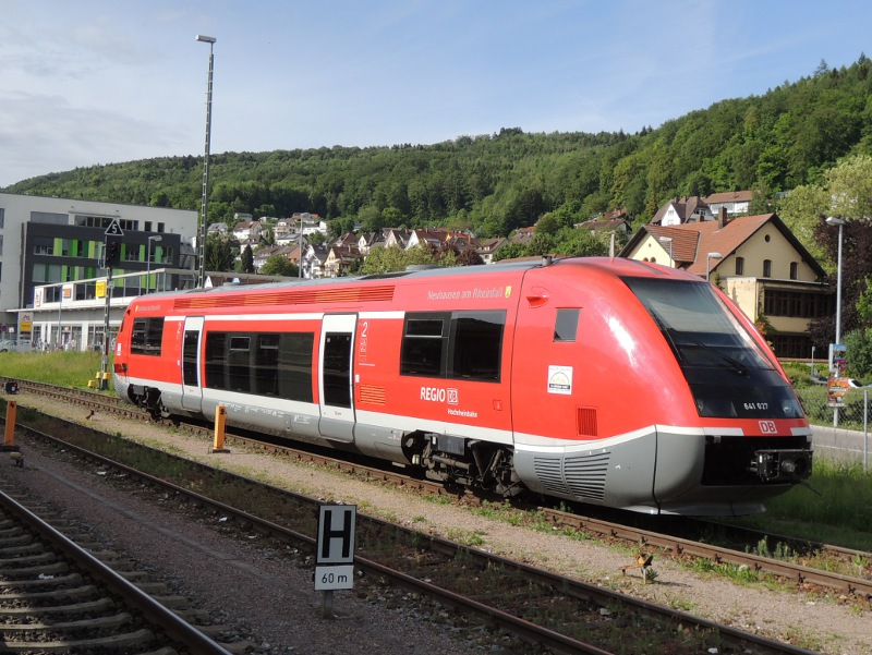 DB-BR 641 in Waldshut